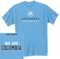 Columbia University Champion Jersey TShirt