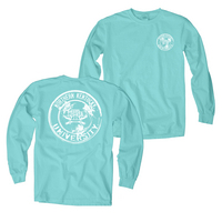 Blue 84 Overdyed Long Sleeve Tee