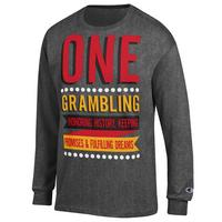 Grambling State Tigers Champion Long Sleeve TShirt