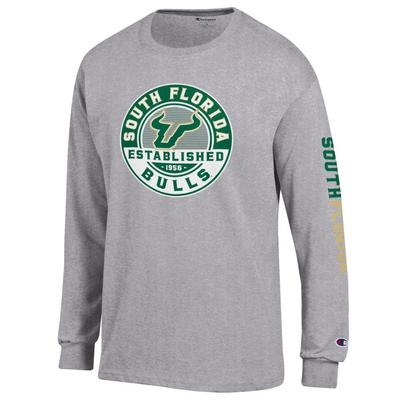 USF Bulls Long Sleeve TShirt