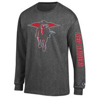 Texas Tech Red Raiders Long Sleeve T-Shirt