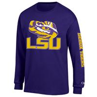LSU Tigers Long Sleeve TShirt