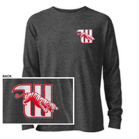 League Twisted Long Sleeve Triblend