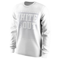 Nike Penn State White Out Long Sleeve Tee