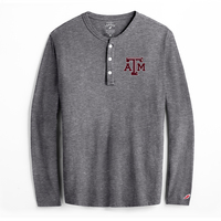 All American Long Sleeve Henley