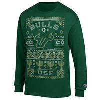 Champion Ugly Sweater Long Sleeve T Shirt