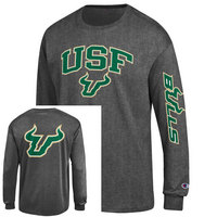 South Florida Bulls Champion Long Sleeve Jersey TShirt