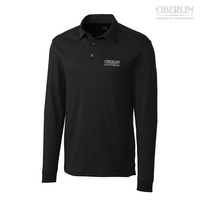 Cutter & Buck Long Sleeve Belfair Pima Polo (Online Only)