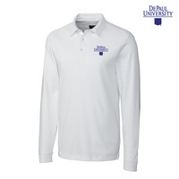 Cutter & Buck Long Sleeve Belfair Pima Polo