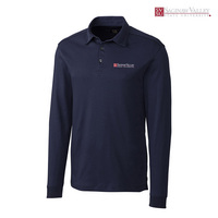 Cutter and Buck Belfair Long Sleeve Polo (Online Only)