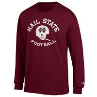 Mississippi State Bulldogs Champion Long Sleeve T-Shirt