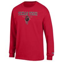 Texas Tech Red Raiders Champion Long Sleeve T-Shirt