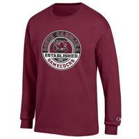 South Carolina Gamecocks Champion Long Sleeve T Shirt