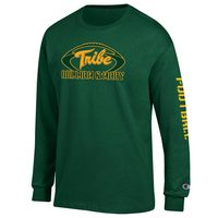 William and Mary Champion Long Sleeve TShirt