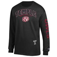 Temple Champion Long Sleeve T-Shirt