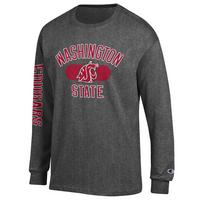 Washington State Cougars Champion Long Sleeve T-Shirt
