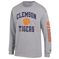 Clemson Tigers Champion Long Sleeve T-Shirt