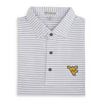 Peter Millar Tailgate Stripe Polo