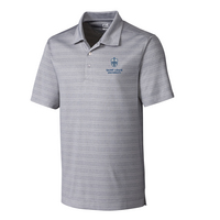 Cutter & Buck Interbay Melange Stripe Polo