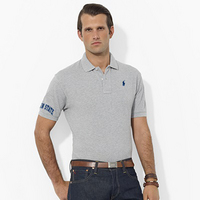 Penn State Nittany Lions Polo Ralph Lauren ClassicFit Mesh Shirt
