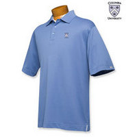 Columbia University Cutter & Buck Drytec Pique Polo