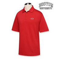 Boston Terriers Cutter & Buck Drytec Pique Polo