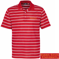 Oxford America Pebbled Texture Polo