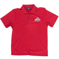 Ohio State cotton Pique Polo