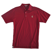 Peter Millar Solid Lisle Polo