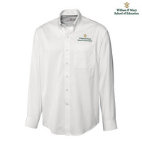 Cutter & Buck Epic Easy Care Fine Twill Shirt (Online Only)