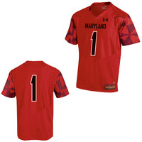Under Armour University of Maryland Replica Jersey