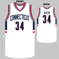 Retro Brand UCONN Replica Basketball Jersey