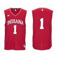 Adidas Mens Replica Basketball Jersey