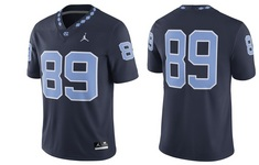 Nike UNC Mens Game Jersey