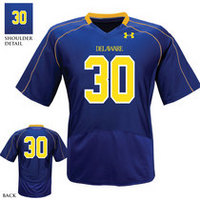 Delaware Blue Hens Under Armour Replica Jersey