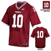 Under Armour Temple Replica Sideline Jersey