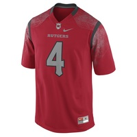 Nike Rutgers Game Day Jersey