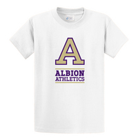 Albion College Athletics Short Sleeve Tee