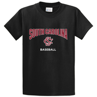 South Carolina Gamecocks Baseball Short Sleeve Tee