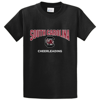 South Carolina Gamecocks Cheerleading Short Sleeve Tee