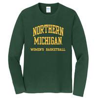 Womens Basketball Long Sleeve Tee (Online Only)