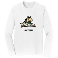 Softball Long Sleeve Tee (Online Only)