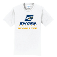 Swimming and Diving Short Sleeve Tee (Online Only)
