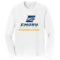 Swimming and Diving Long Sleeve Tee (Online Only)