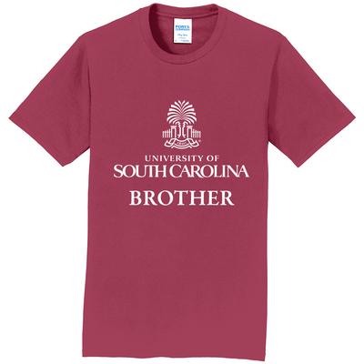 South Carolina Gamecocks Brother Short Sleeve  Tee