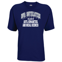Russell Athletic Mens Cotton College of the Arts Tee