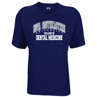 Russell Athletic Mens Cotton Dental Medicine Tee