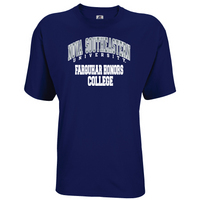 Russell Athletic Mens Cotton Farquhar Honors College Tee