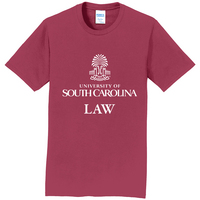 South Carolina Gamecocks Law Short Sleeve  Tee