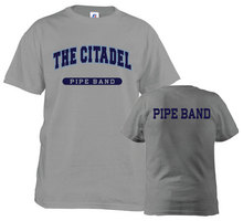 Citadel Russell Cadet Tee Pipe Band